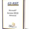 Microsoft Access 2010 - Advanced Instructor Guide - Black & White