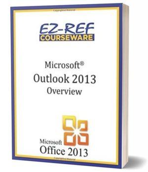 Microsoft Outlook 2010: (Student Manual) (Black & White)